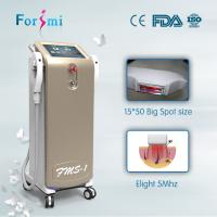 Wholesale 4*12000μF top hair removal devices E-light ipl rf laser hair removal from china suppliers
