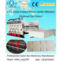 Wholesale Energy Saving Feeding Flexo Printer Slotter Machine For Cardboard from china suppliers