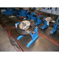 Wholesale Manual Pipe Welding Positioners Table With Hand Wheel 0 - 90dgr Tilting from china suppliers