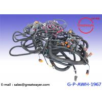 Wholesale Volvo EC290 / Industrial Wire Harness Loom / Duetsch Connector Excavator For Sale from china suppliers