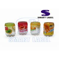 Wholesale PET Plastic Custom Sleeve Printing on Shrink Plastic Bottle Eight Colors from china suppliers
