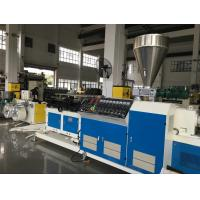 Wholesale ABB Inverter Plastic Pipe Extrusion Machine Pp Pipe Extrusion Line Easy Operation from china suppliers