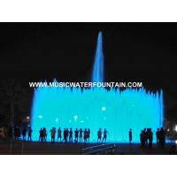 Wholesale Project Case Floor Fountains Outdoor  DMX 512 Led Light  For Big Square from china suppliers