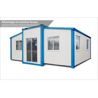 Wholesale Prefab Modular Folding Container House for Hotel / Economic Staff Dormitory from china suppliers