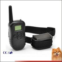 Wholesale Promotion 300 Meters LCD Remote bark collars for dogs Bark Stop Collar from china suppliers