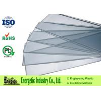 Wholesale PVC Clear Plastic Sheet Natrual Grey For Engineering / 1220 x 1830mm from china suppliers