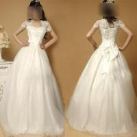 Wholesale A-Line Wedding Dress (AL-0017) from china suppliers