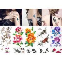 Wholesale Personal Custom Body Tattoo Sticker Wedding Temporary Tattoo from china suppliers