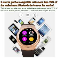 Wholesale Latest Watch Gear S2 Fashion Shape 1.3 240 x 240 Pixels High Definition IPS Round-shaped Screen Smart Watch Phone from china suppliers