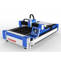 Quality Sheet Metal Cnc Fiber Laser Cutting Machine Price For Sale for sale