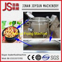 Buy cheap Chips Available Automatic Batch Frying Machine Electricity Or Gas from wholesalers