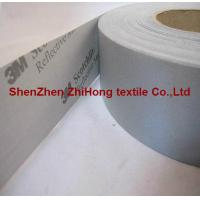 Wholesale High bond 3M fire proof reflective cotton cloth/fabric from china suppliers