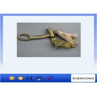 Wholesale 2.5-16 MM Cable Pulling Clamp PAT NGK 1T Wire Rope Grips Clip Claw Sharp from china suppliers