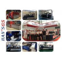 Quality Hans GS Aluminium Casting Metal Laser Cutting Machine with IPG Laser Source for sale