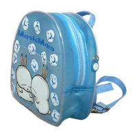 Wholesale Personalized Lovely Cute Clear PVC Bags Backpack , Kids Shoulder Bag from china suppliers