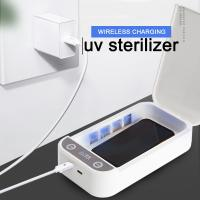 """Wholesale 50Hz Portable 6.6"""" Cell Phone ABS UV Sterilizer Box from china suppliers"""