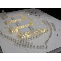 Wholesale 3D Beautiful Architectural Model Maker ABS For City Towers Planning from china suppliers