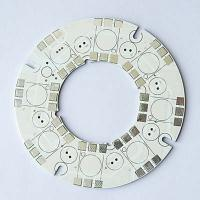 Wholesale OEM Aluminium core LED HASL lead free MCPCB Fabrication Service from china suppliers