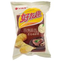 Wholesale Back Seal Potato Chips Packaging , Custom Snack Food Packaging Bag from china suppliers
