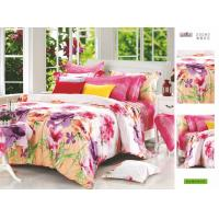 Wholesale OEM Large Decorative Colorful 100% Cotton Custom Bedding Sets for Bedroom from china suppliers