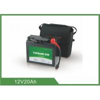 Wholesale Topband 12V 20Ah LiFePO4 Lithium Battery over 2000cycles @ 100% DOD from china suppliers