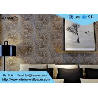 Wholesale Embossed Modern Removable Wallpaper with Removable Vinyl Material 0.53*10M from china suppliers