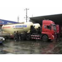 Wholesale Warning System Bulk Cement Truck 12 Tires With Reflecting Mark Safety from china suppliers