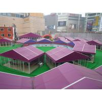 Wholesale Promotional Festival Camping Tent Anti Rust For Large Scale Feed Festival Event from china suppliers