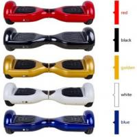 Wholesale Children Remote Control Scooter Self Balancing Electric Skateboard With Led Lights from china suppliers