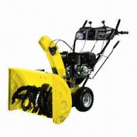 Wholesale 13HP gasoline engine snow blower/thrower, 71cm working width, optional battery starter from china suppliers