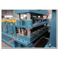 Wholesale Glazed Monterrey Roofing Step Tile Sheet Roll Forming Machine with Cr12 Mould Steel Cutting Blades from china suppliers