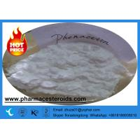 Wholesale Local Anesthesia Phenacetin / Fenacetina Anesthetic Anodyne CAS 62-44-2 for Pain Relieving from china suppliers