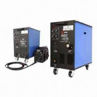 Buy cheap Carbon dioxide gas semi-automatic welding machines, with 3 to 380V input voltage from wholesalers