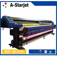 Wholesale CMYK 3.2m Epson Dx7 Printer Inkjet Wide Format Solvent Printer from china suppliers