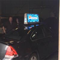 Wholesale Waterproof P 5 Led Car Led Display for Video Turned Automatically from china suppliers