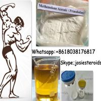 Wholesale Methenolone Enanthate Testosterone Primobolan Steroids For Muscle Growth 303-42-4 from china suppliers