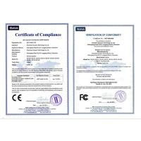ShenZhen RuiFang  Technology Co., Ltd. Certifications