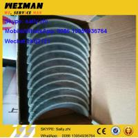 Buy cheap brand new  con rod bearing,  4W5739, shangchai engine parts  for shanghai dongfeng C6121 engine from wholesalers