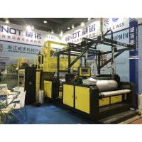 Wholesale Vinot 2018 Double screw extruder Good Quality Stretch Film Machine With Width 1000mm & LLDPE Material Model No.SLW-1000 from china suppliers
