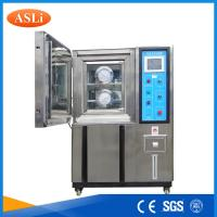 Wholesale Customized Inner Programmable Humidity Temperature Test Chamber Air Cooling from china suppliers