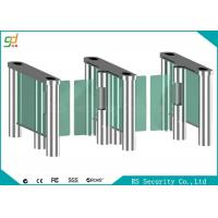 Wholesale Intelligent Automatic Swing Gate High Speed / High Secuiry turnstile from china suppliers