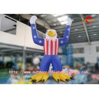 Buy cheap Custom Inflatable Cartoon Characters Hot Movie Cartoon Sasquatch Inflatable Characters from wholesalers
