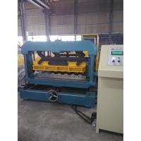 Wholesale Anti Rust Roller Tile Roll Forming Machinery 5.5KW High Precision from china suppliers