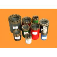 Buy cheap Nice Diamond Core Rock Drill Bits NQ HQ PQ3 Wireline Drill Bit Easy To Operate from wholesalers
