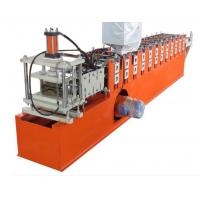 Wholesale Galvanized Steel Rolling Shutter Making Machine For Corrugated Roof Sheet from china suppliers