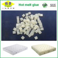 Wholesale White Hot Melt Glue Adhesive For Nonwoven To Sponge , Hot Melt Pellets OEM Service from china suppliers