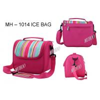 Wholesale ice bag, insulated bag, cooler bag, food bag MH-1014 from china suppliers