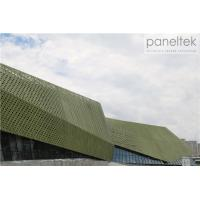Wholesale Special Shape Glazed Terracotta Panels With Custom - Made Special Design from china suppliers