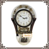 Wholesale Fashionable excellent modern design excellent resin decoration clock B8012-1 from china suppliers