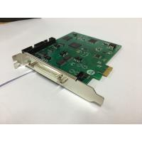 Wholesale PCI-E Laser Control Card / PCI PCB Controller / PCI-E Card / Laser Marking Board from china suppliers